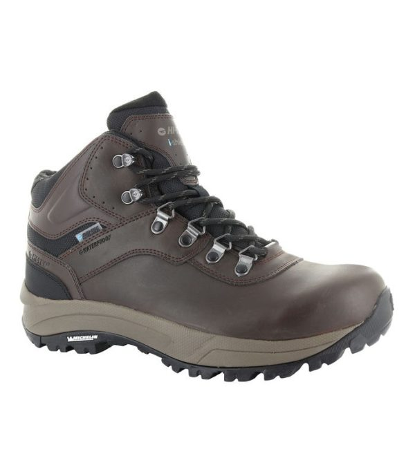 hi tec altitude vi i waterproof men s walking boot
