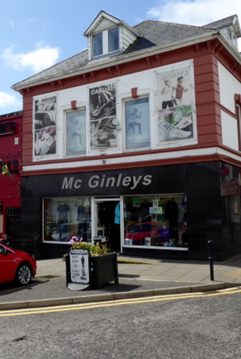 McGinleys Store