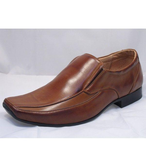 goor 113 formal mens shoe tan