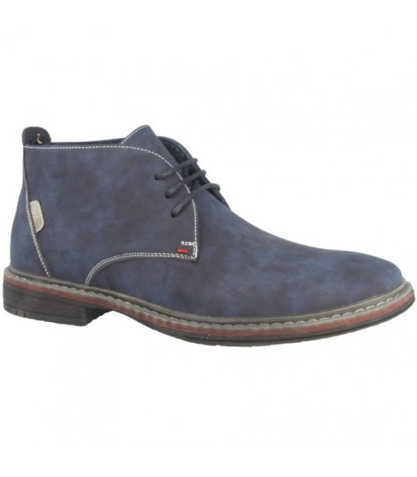 goor laced casual boot