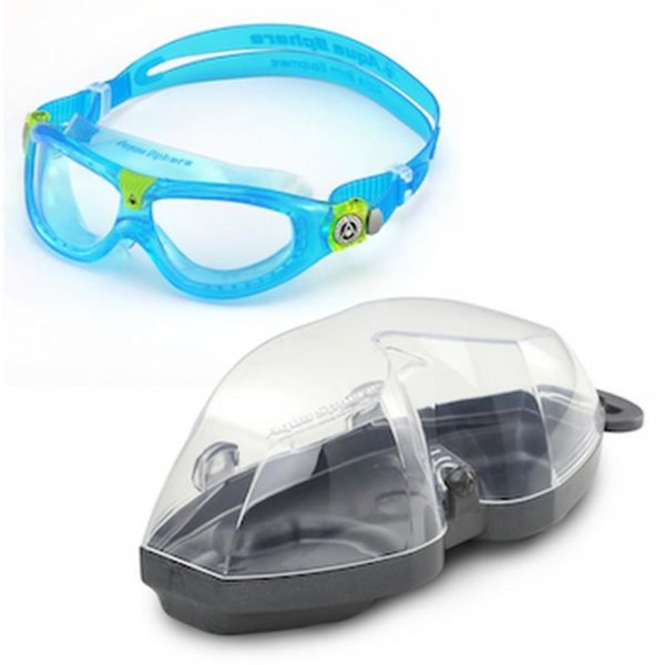AquaSphere Seal Kid 2 Goggle Clear Lens