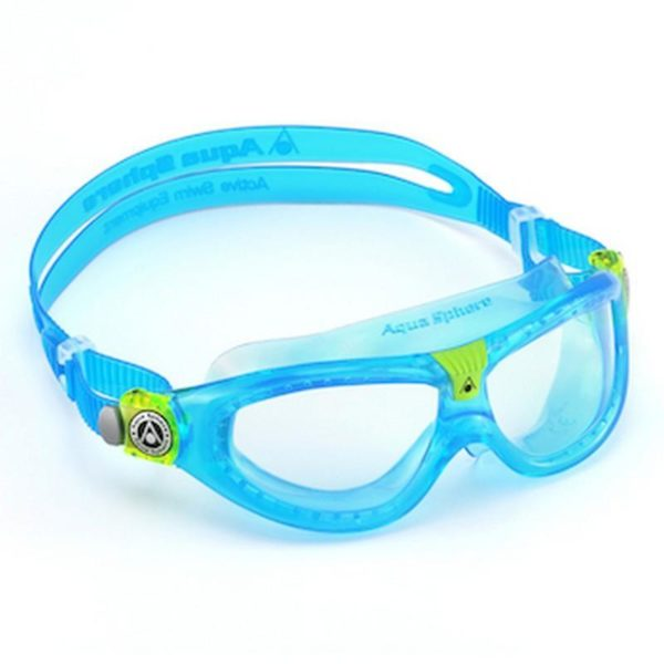 AquaSphere Seal Kid 2 Goggle Clear Lens McGinley