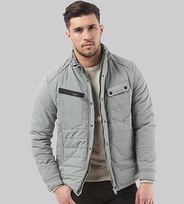 Duck and Cover Mens Cortina Jacket Grey.jpg