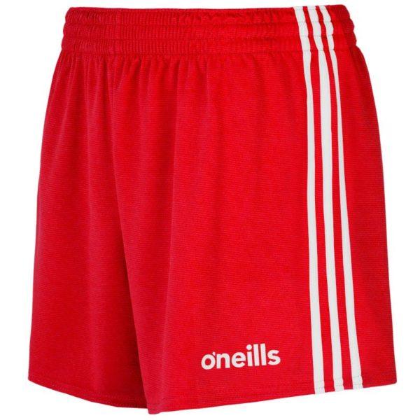 Mourne Shorts Kids RedWhite