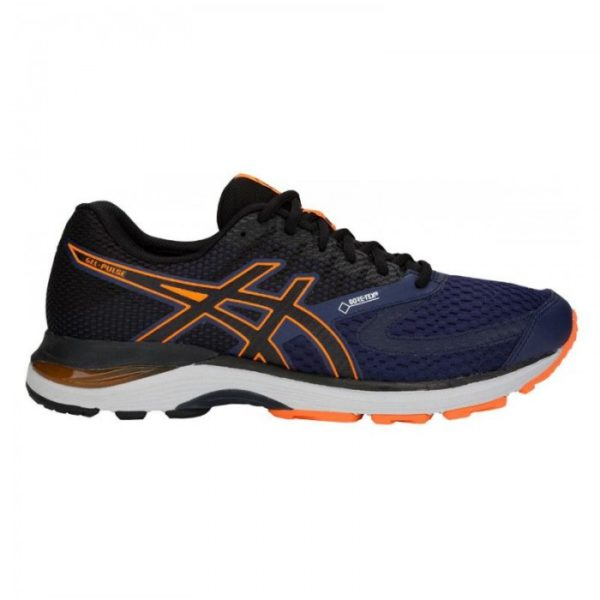 asics gel excite 4 mens running shoes blue 1
