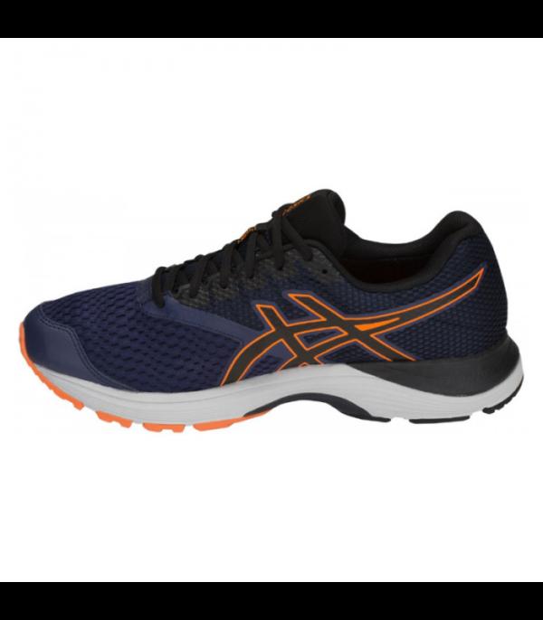 asics gel excite 4 mens running shoes blue 2