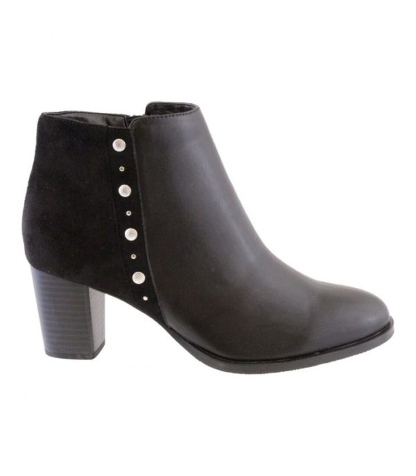 susst ellen ladies ankle boot black