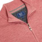 Half zip Pink