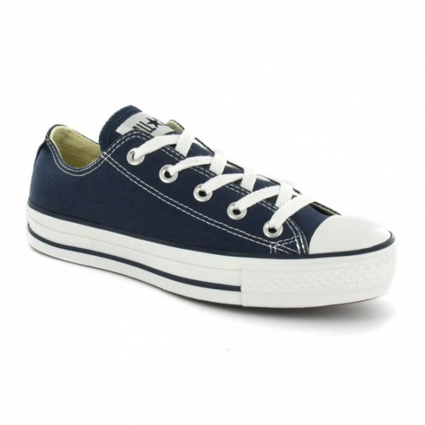 converse chuck taylor all star oxford m9697 unisex canvas basketball shoes navy p12130 47013 medium