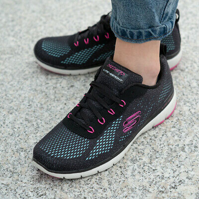 Skechers Flex Appeal 30 Damen Damenschuhe Sneaker Turnschuhe