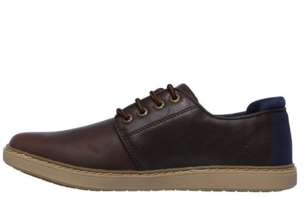 Mens Brown Shoes Killybegs