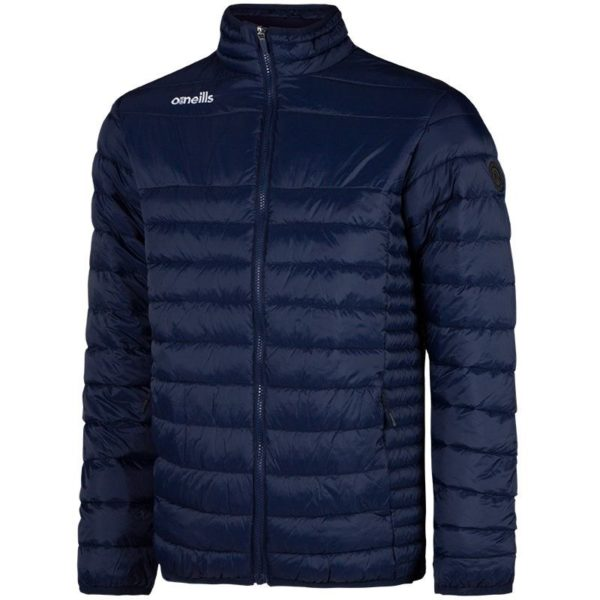 large o neills lennox jacket navy