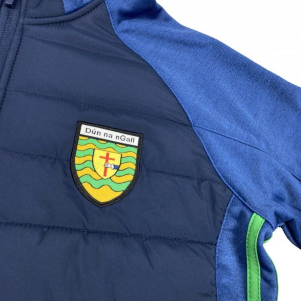 oneills kids donegal gaa portland 75 hooded jacket p34769 103503 image