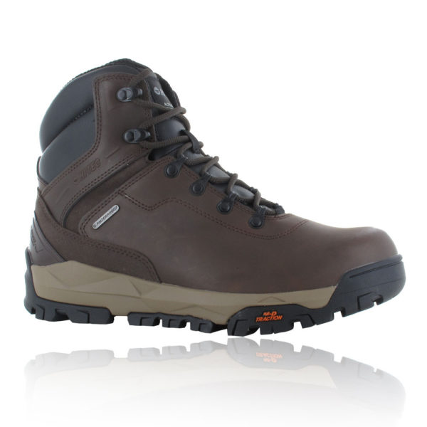 Hitec hiking waterproof boots