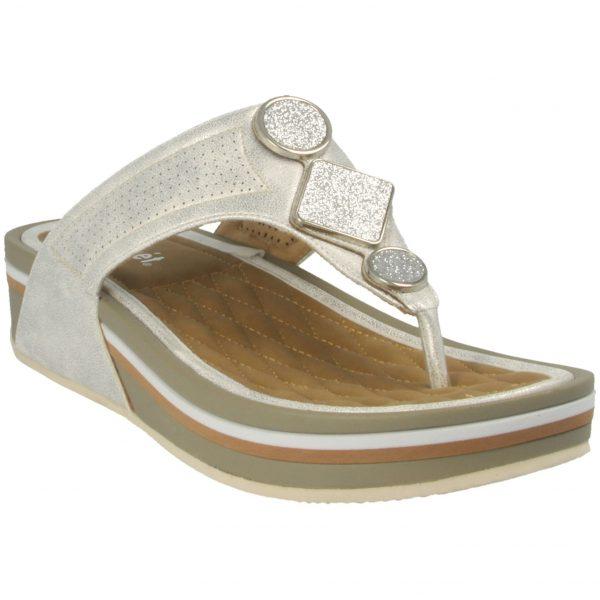 propet ladies toe post sandal 00065182 br