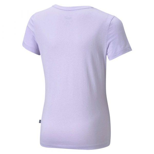 puma essential logo short sleeve t shirt 2